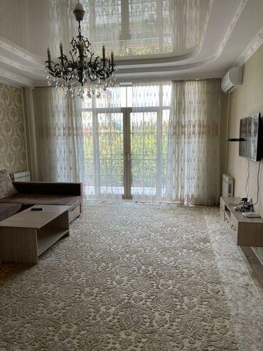 дизель аренда квартир in Кыргызстан   ПОСУТОЧНАЯ АРЕНДА КВАРТИР: 2 комнаты, 70 кв. м, С мебелью полностью