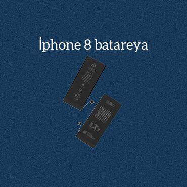 Akkumulyatorlar - Azərbaycan: Iphone 8 batareya 35aznServisimizdə quraşdırma pulsuzdur.Ünvan