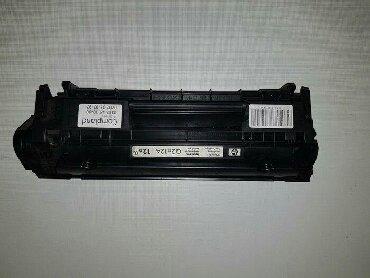 hp color laserjet cp1215 в Кыргызстан: Продаю заполненный картридж Hp Laserjet q2612a