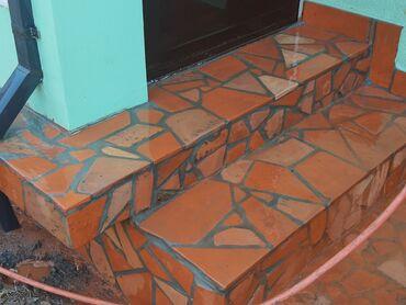 Pecenjara - Srbija: Izrada rostilja,pecenjara i oblaganje podova,zidova i stepenista biber