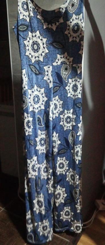 Ženska odeća | Vrbas: Ženski kombinezon sa elastinom u sebi u odlicnom stanju. Velicina m/l