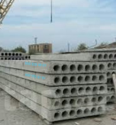 Bakı şəhərində Beton panel nastil pilte.alışı,satışı,çatdırma ve getirib