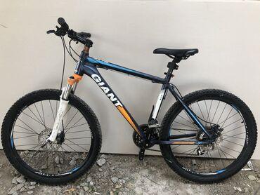 """ПРОДАЮ! Продаю велосипед """"GIANT"""" ATX730 Работоспособность: идеальное"""