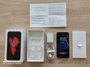 Apple Iphone - Azərbaycan: İşlənmiş iPhone 6s 16 GB Gümüşü