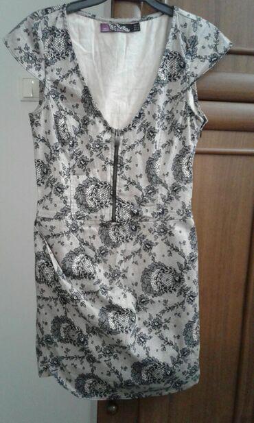 хб платье в Кыргызстан: Продаю красивое модное платье из хб стрейч ткани