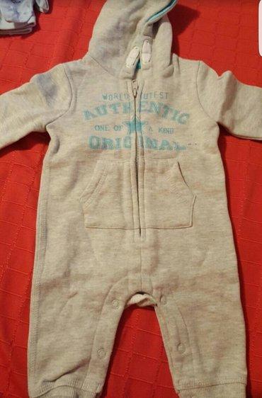 Dečija odeća i obuća | Pozarevac: Trenetka za bebe od 3 mesecaNova potpunoNema etiketu ali je nismo