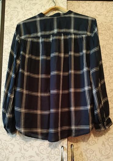 свободная рубашка в Кыргызстан: Рубашки и блузы HM XL