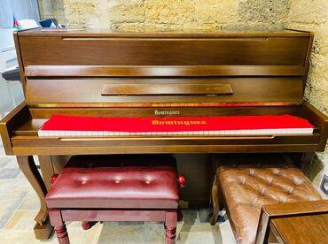 pianolar - Azərbaycan: Əla vəziyyətdə Avropa istehsalı olan istifadə edilmiş