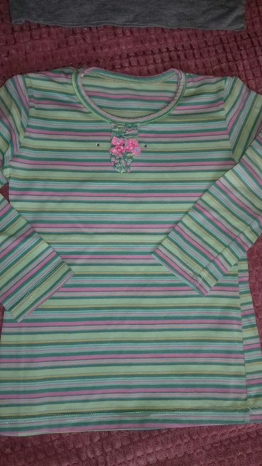 Duzina rukavispod - Srbija: Majica velicina 8.Duzina majice je 46cm,a duzina rukava 39cm