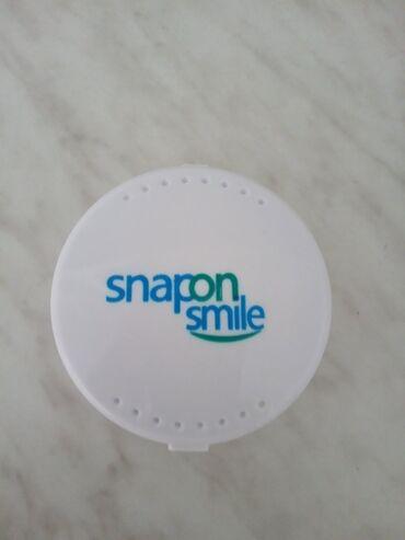 Personalni proizvodi - Beograd: NAVLAKE ZA ZUBE Snap-on Smile  Garancija 6 meseci CENA 2500 din ZA GOR