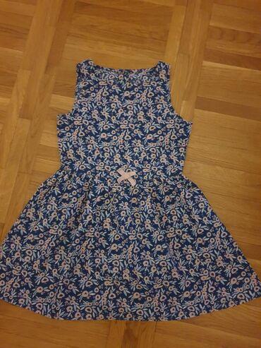 Decije haljine - Subotica: SNIZENA 350 dinara. Haljinica od tankog materijala C&A vel.122 u