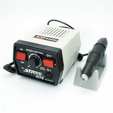 Машинка предназначена для профессиональной процедуры маникюра и