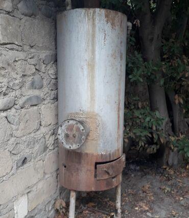 Soba və kaminlər - Azərbaycan: Su qızdırıcı Kalonka