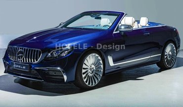 Mercedes-Benz E 53 AMG 4Matic - HOFELE HE 53 Cabriolet from Germany Eu