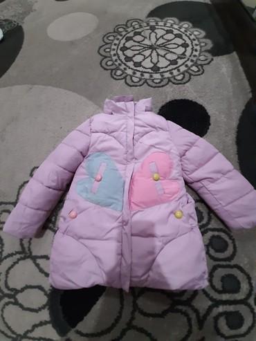 детская куртка зимняя в Кыргызстан: Детская зимняя куртка. Размер 3и 4 годика