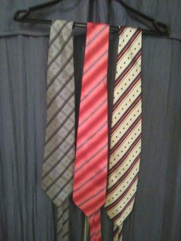 Tri kravate 500 din.Jedna 200 - Bajina Basta
