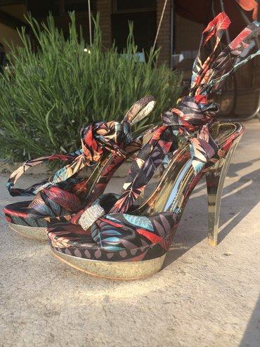 Ženska obuća   Ruski Krstur: Sandale, nošene samo jednom