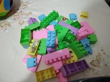 Oyuncaqlar Sumqayıtda: Лего. Развивающий конструктор