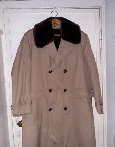 мужской плащ в Кыргызстан: Шуба-пальто мужск Натуральный мех-подстежка. Германия