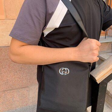 """БАРСЕТКА """"Gucci"""" + кепка в подарок Ткань :эко-кожа  Отличное качество"""