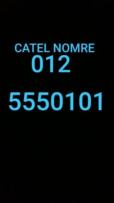 Bakı şəhərində Catel CDMA * cdma kicik Nokia trubka ile ev nomresi. Qoşa vip nömrə.