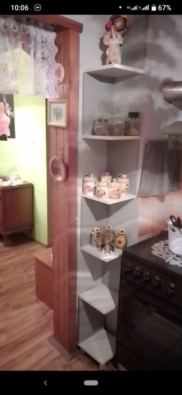 Kuća i bašta - Kovacica: Више различитих полица у понуди. Израда полица разних врста и