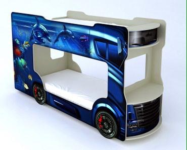 Двухъярусная кровать автобус для в Бишкек
