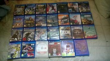 PS4 originalne igre - Beograd