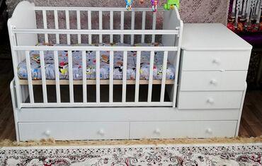 Продаю манеж производство России,развивающий коврик и детский мобиль н