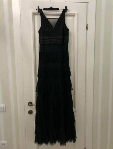 Платья - Бишкек: Очень красивое платье,размер S-M,состояние практически новое,отдаю за