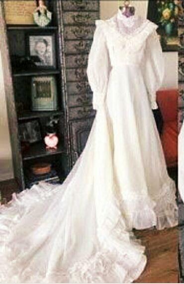 таблетки для роста в душанбе в Кыргызстан: Королевское, винтажное садебное платье от Ellis. (Англия).Полностью