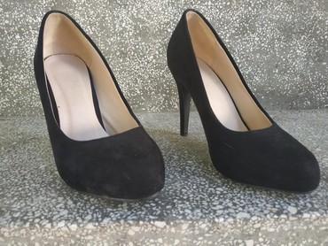 Cipele na ortope - Srbija: Crne cipele na stiklu