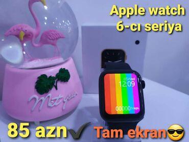 Qol saatları - Hövsan: Qara Kişi Qol saatları Apple