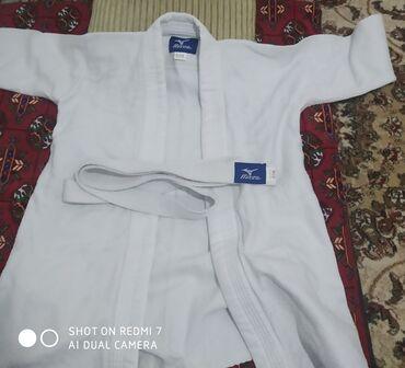 Продаю кимано для Самбо рост для до 130 см Одевал на два три раза