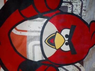 Angry Birds majica za dečake u veličini 6 - Pozarevac