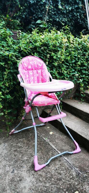 Stolica za hranjenje - Srbija: Stolica za hranjenje za devojčice