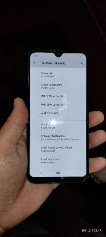 Б/у Xiaomi A3 64 ГБ Розовый