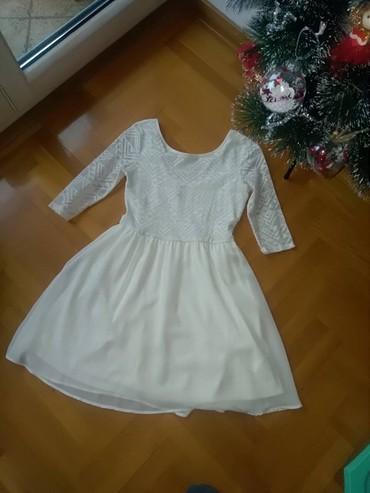 H&M haljina kao nova br 38 / M. Dužina haljine 85 cm. Možda dva - Kraljevo