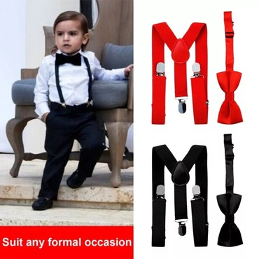 Ostala dečija odeća   Ruski Krstur: Za male džentlmene. Cena 550 din