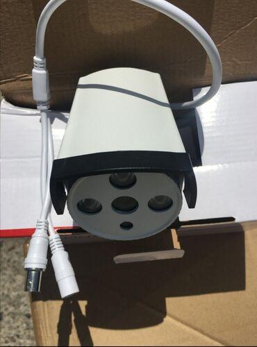Kamere za video nadzor set od4 kamere i snimacem samo 100e