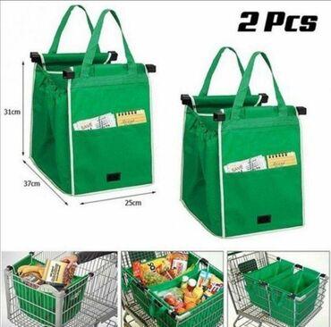Ostalo | Paracin: Dve super praktične šoping torbe! Olakšajte sebi život i priuštite ovu