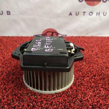 Мотор печки на СУБАРУ ФОРЕСТЕР 2005 Subaru Forester SG5 EJ20 2005