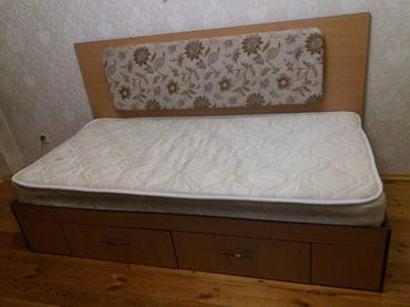 Продается однаспальная кровать с в Бишкек