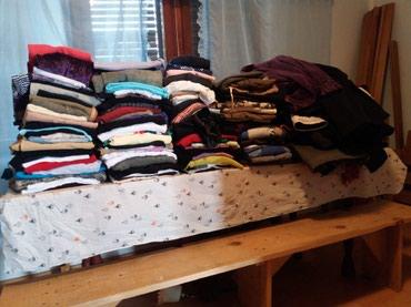 Polovna garderoba uvoz nemacka italija...garderoba je polovna ima i - Sopot