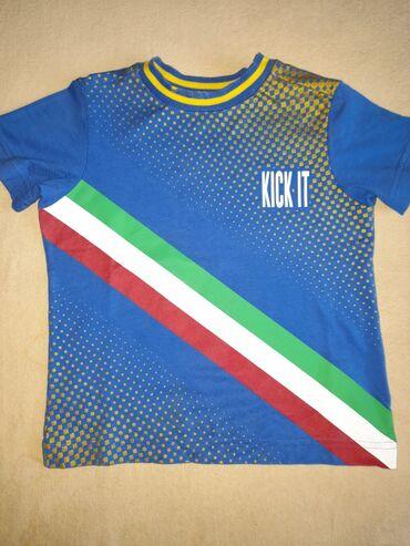 Majica goa - Srbija: Benetton majica 2 god.90cm  Za tate,ljubitelje Italijanskog fudbala