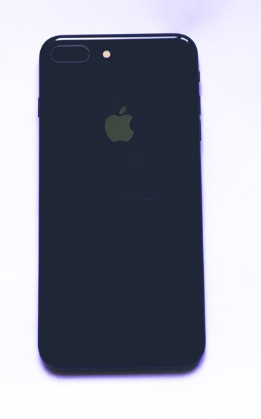 IPhone 8 plus Серый космос, ёмкость  256 Гб.  в Бишкек - фото 2