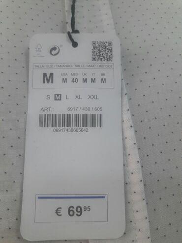 Мужские рубашки в Кыргызстан: Zara man рубашка в хорошем качестве доставка есть еще другие модели