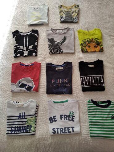 11 t-shirts βαμβακερά διαφορες μαρκες (benetton zara