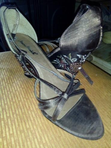 Ženska obuća | Batocina: Jako malo nosene,2-3puta na kratko. 37-38 broj,merim gaziste