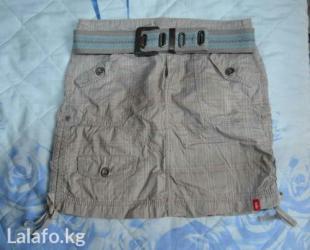 botilony esprit в Кыргызстан: Очень красивая юбочка, покупалась в Германии, фирма edc by esprit